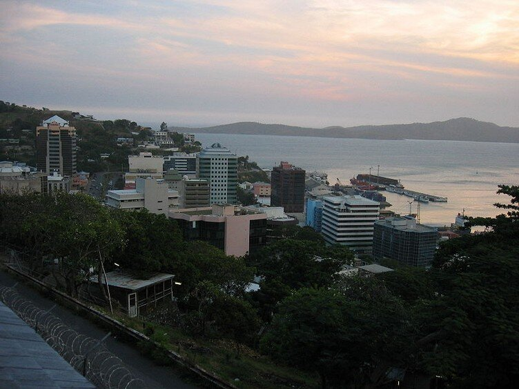 Capital Port Moresby Mschlauch